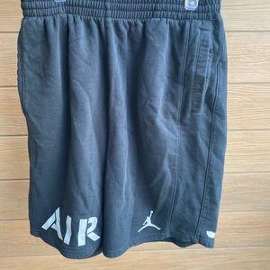 Air Jordan sweat shorts